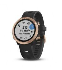 Garmin Forerunner 645 Running Watch - Rose Gold - Music, Heart Rate, & Payments