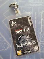 Jurassic World - Trooper I.D. - B3G1F