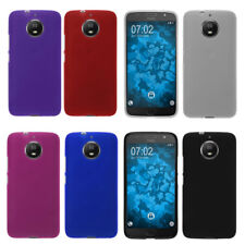 For Motorola Moto G5 G5S Plus Case Frosted Matte Gel TPU Silicone Cover Skin