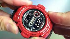 Casio G SHOCK GD-200-4V WATCH GLASS INSERT FIBER BAND LIMITED MONTRE NOS RELOJ