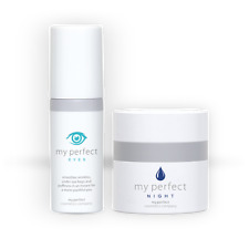 My Perfect Eyes 200 Applications with FREE Anti Aging Night Cream
