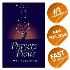 *Sale* Prayers Of The Pious - Omar Suleiman (Hardback, 2019) New Islamic Book!