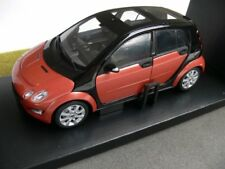 1/18 Kyosho Smart Forfour flamerot