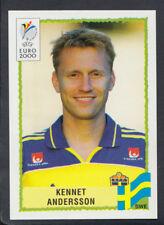 PANINI EUROPEI 2000 Calcio Sticker-n. 136-KENNET ANDERSSON (S694)