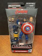 Marvel Legends 6? Avengers Age Of Ultron Thanos BAF Captain America EM7842