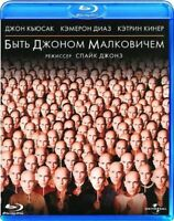 Being John Malkovich (Blu-ray) Eng,Russian,Czech,Hungarian,Spanish,Portuguese
