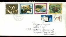 Italy 1990 Cover To Germany #C6279