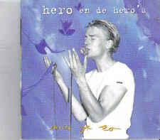 Hero en de Hero s-Mis Je Zo cd single (Antonie Kamerling)