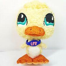 LPS Plüsch Küken Gelb Pet Shop Ente Vogel Duck 22 cm Kuscheltier Stoff Schmuse