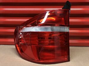 2007 - 2013 BMW E70 X5 REAR LEFT DRIVER SIDE OUTER TAIL LIGHT LAMP 7200819 OEM*
