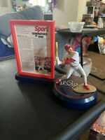 Mark McGwire Cardinals 1999 Starting Lineup Headliners 1998 Home Run Chase Loose