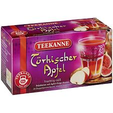 Teekanne Turkish Apple Tea - 20 tea bags- Made in Germany