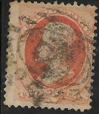 xsa114 Scott 178 US Stamp 1875 2c Jackson Used