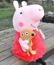Peppa Pig Stuffed Animal Plush Doll Toy 19 cm/ 7.5 in US Seller