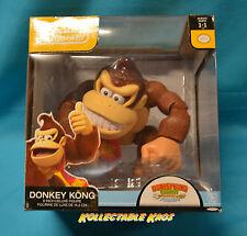 "Nintendo Donkey Kong- World of Nintendo - Donkey Kong  6"" Action Figure"