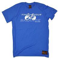 Cycling Tee Find Your Balance funny top Birthdaytee tshirt T SHIRT T-SHIRT