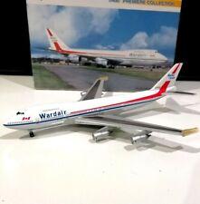 """Dragon Wings 400 Wardair Canada B747-100 """"1980s color - Romeo Vachon""""  1:400"""
