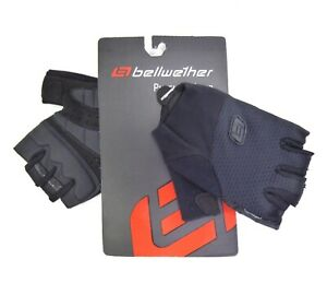 Bellwether Pursuit Cycling Gloves Black