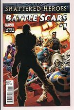 Battle Scars#1 First Appearance Agent Coulson & Nick Fury Jr January 2012 Marvel