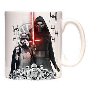 STAR WARS Kylo Ren Captain Phasma XL Tasse Kaffeetasse Mug Becher 460 ml Krug