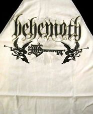 BEHEMOTH cd lgo BAND PHOTO LOGO Official Raglan Baseball SHIRT XXL New satanist