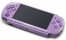 CONSOLE PSP SONY PLAYSTATION PORTABLE LILAC PURPLE PSP-3004 XZL NUOVA NEW PAL