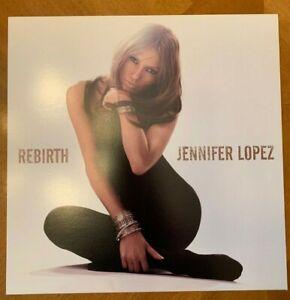 Jennifer Lopez Rebirth 2005 Promo Poster Size 12x12
