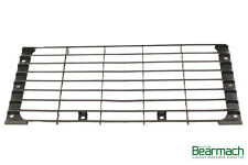 Black Front Grille Radiator Cover - Defender - BR 0548