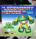 Newage NA H6T MAX mini G1  transparent Action Figure toy
