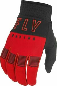 2021 FLY Racing - F-16 Gloves - RED/BLACK - SIZE 12 - 2XL - 374-91212 -