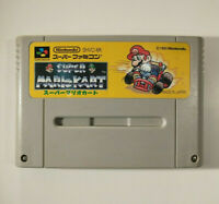Super Mario Kart (Nintendo Super Famicom SNES SFC, 1992) Japan Import
