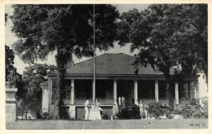 BILOXI, Mississippi MS  BEAUVOIR~Jefferson Davis Home CONFEDERACY PRESIDENT  B&W