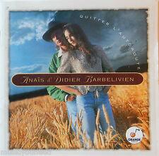 Anais & Didier Barbelivien - Quitter L'Autoroute (CD, 1993, Pomme/Orange) Korea