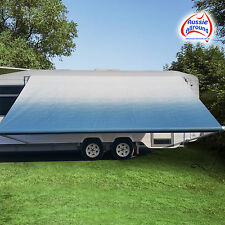 New Caravan Roll Out Awning (14ft x 8ft) Vinyl Replacement-Suit Dometic Carefree