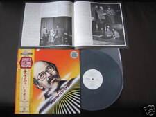 Jim Hall Jazz Impressions of Japan Promo White Label Vinyl LP OBI Direct Cutting