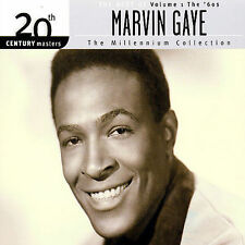 The Best Of Marvin Gaye Vol. 1 - The 60's: 20th Century Masters Of The Millenniu