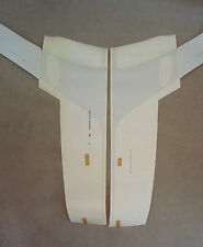 New OEM 1998 Ford Mustang White Hood & Fender Decal