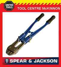 "ECLIPSE BY SPEAR & JACKSON – 24"" SOLID FORGED BOLT CUTTER – 7.9mm CAPACITY"