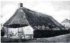 Altes Bauernhaus in Groß-Oldendorf Landkreis Leer Alte Bauten 1932