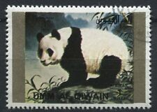 TIMBRE THEME  ANIMAUX SAUVAGE  PANDA
