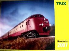 Catalogo TRIX novità 1997  in scala H0 - FRA - Tr.15
