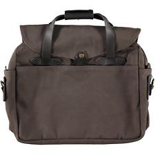 Filson Showroom Sample - Original Rugged Twill Briefcase Brown