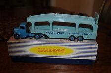 Vintage Dinky Supertoys / MIB / Pullmore Car Transporter / No. 982