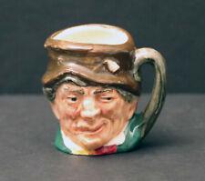 Vintage Royal Doulton Paddy Mini Toby Jug Character Mug 1940s