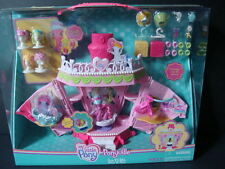 NEW My Little PONY Ponyville La-Ti-Da Hair & Spa Salon Playset Cheerilee Wigs