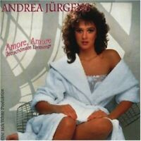 Andrea Jürgens Amore, amore-Ihre schönsten Lovesongs (1991)  [CD]
