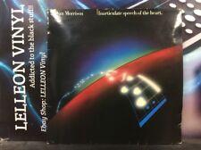 Van Morrison Inarticulate Speech Of The Heart LP MERL16 A1/B2 Pop 80's