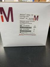 Millipore AMICON ULTRA-15 Centrifugal Filter Units,3KDa cutoff,UFC900396, 96pack