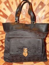 Juicy Couture Crescent Jacquard Logo LapTop, I Pad Tote