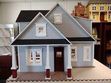 Clarkson Craftsman Cottage Dollhouse 1:12 scale